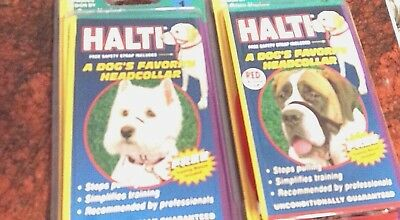 Halti , Dog Head Collar, Stop Dog Pulling