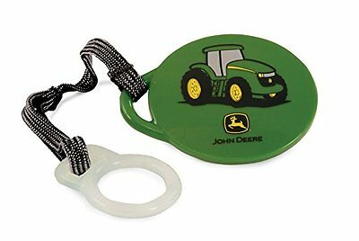 John Deere Green Pacifier Clip The First Years TBEKY10182
