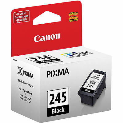 Canon PG-245 Black Ink Cartridge  8.0ml #8279B001 CHEAPEST price on the web