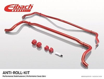 Eibach Anti Roll Bar Kit Audi TT Mk1 (8N) Quattro Coupe 1.8 Turbo (10/98 >)