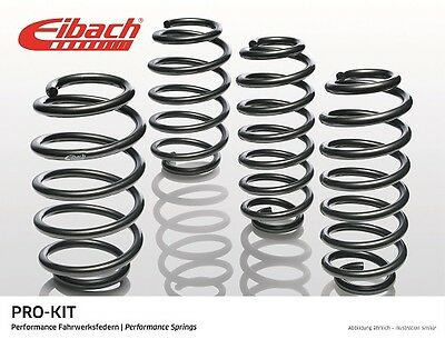 Eibach Pro Kit Lowering Springs BMW 4 Series (F32, F82) Coupe 435i, 430d