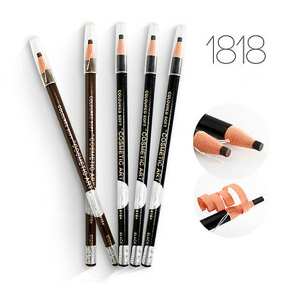 Eyebrow Pencil Colored Soft Cosmetic Art Permanent Waterproof Tattoo ^