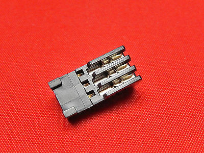 HE13 IDC cable socket 2x3Way 4783220106400 Kontek
