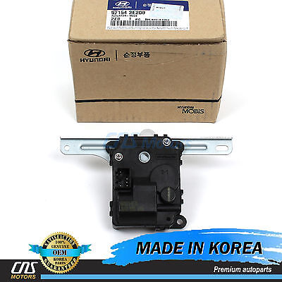 GENUINE Heater Control Mode Actuator for Hyundai Tucson Sportage OEM 971542E200