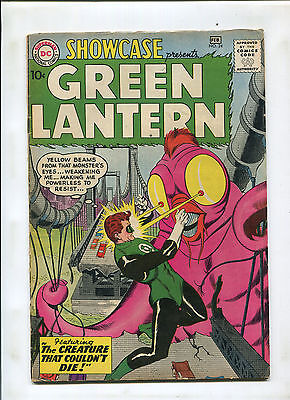 Showcase #24 (3.0) 3Rd Silver Age Green Lantern!
