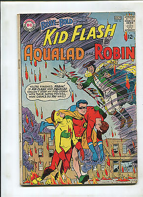 Brave And The Bold #54 (3.0) 1St Teen Titans Key!