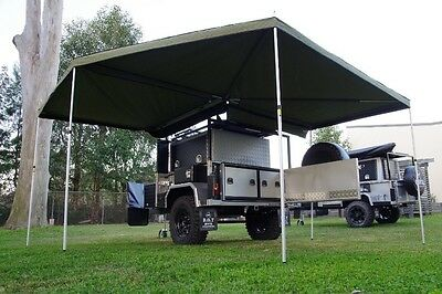 NEW SUPER WING AWNING 2500 mm CAMPING OUTDOOR