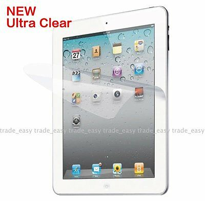 Premium HD Ultra Clear Screen Protector Film Cover Shield for Apple iPad Mini 4