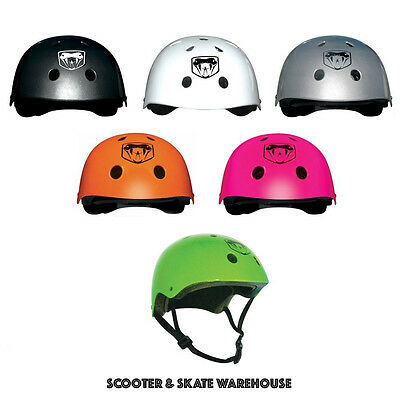 ADRENALIN Scooter Skate Protective Helmet - Choose Your Colour! FREE DELIVERY