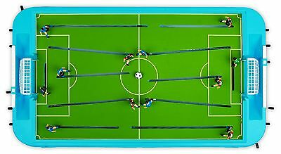 "Foosball Table Football Game 38"" Soccer Portable Indoor Outdoor Competition Game"