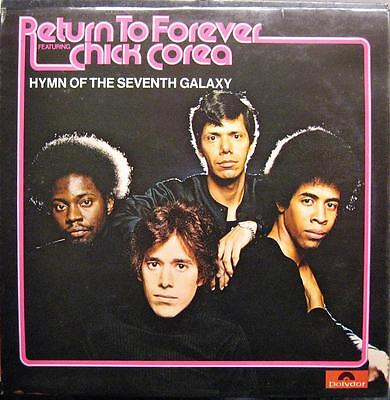 """RETURN TO FOREVER FEAT.CHICK COREA """"HYMN OF 7th GALAXY"""""""