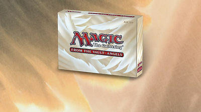 FROM THE VAULT: ANGELS Mtg Magic 15 FOIL CARDS BOX SET