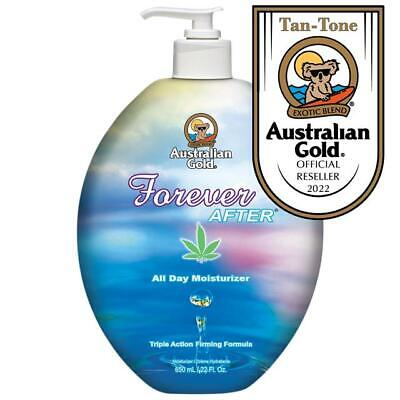 Australian Gold Forever After Tan Extender Moisturiser with Hemp 650ml
