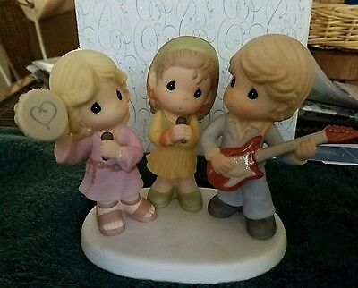 Precious Moments - Making Music Together For 30 Years #890021 LE Of 640! MIB
