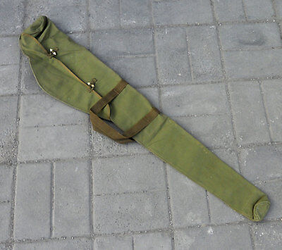 Surplus Chinese Army Type56 Canvas Rifle Bag SKS Covers Pouch 105CM-D1105