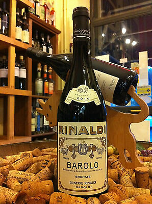 Vino Rosso (Red Wine) Barolo Brunate 2010 Rinaldi