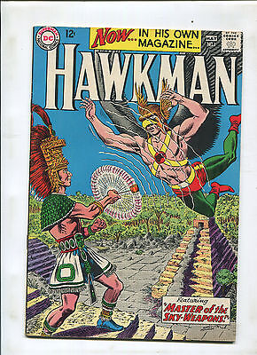 Hawkman #1 (7.0) Master Of The Sky-Weapons! Key Issue!