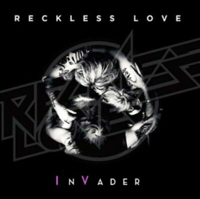 RECKLESS LOVE Invader 2LP Pink Vinyl NEW 2016