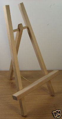 Table Top Display Easel- ideal for wedding tables