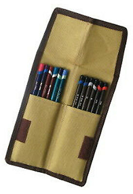 Derwent Pocket Size Pencil Wrap - for storing pencils