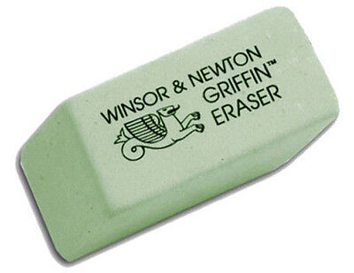 Winsor & Newton Griffin Eraser / Artists Rubber   * GET 3 FOR THE PRICE OF 2 ! *