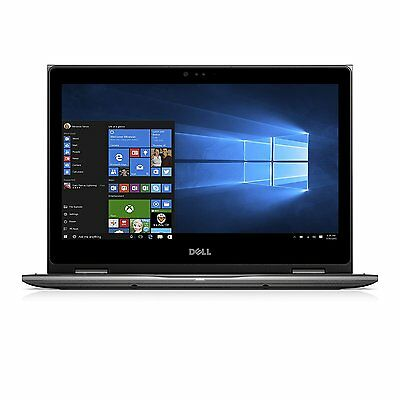 """Dell Inspiron 13.3"""" FHD Touchscreen Laptop 2in1 Intel i5 8GB 1TB Win 10 NEW"""