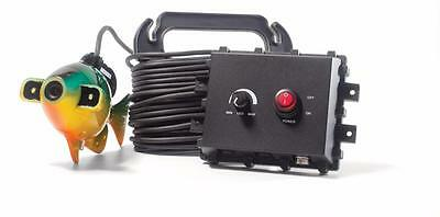 Aqua Vu AV MULTI-VU HD Underwater Fishing Camera Control Box Color Camera Kit
