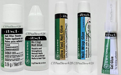 IBD 5 SECOND ADHESIVES Variety Choice - Pick Your Item
