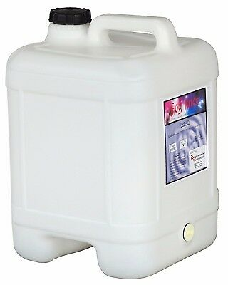 Fog Juice - 20L Water Based Fog/Smoke Fluid, for Water Based Fog/Smoke Machines