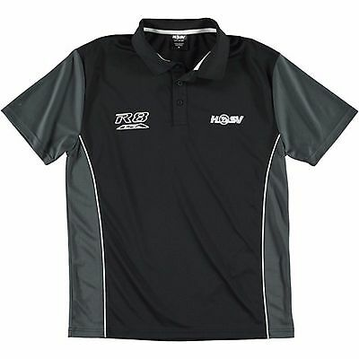"""Holden """"hsv"""" Official Licensed Polo, Black, Bnwt, $6 Express Post"""