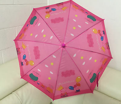 Peppa Pig Kids Umbrella with Whistle