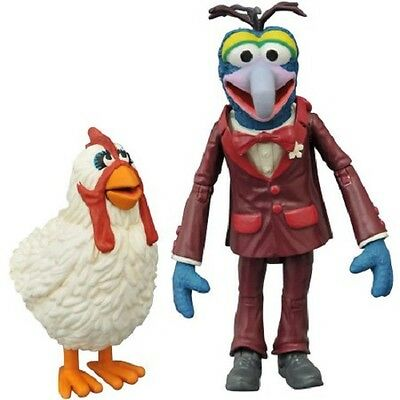 Diamond Select Toys Muppets Select Series 1 Gonzo and Camilla
