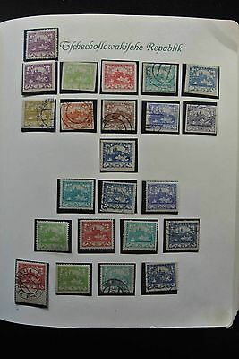 Lot 26626 Collection stamps of Czechoslovakia 1918-1988.