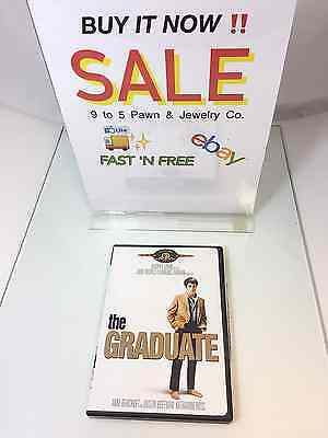 The Graduate (DVD, 2005) DISC EXCELLENT LOOKS UNUSED *FREE FAST SHIPPING*