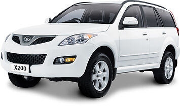 Great Wall X200 / V200 Engine Only Workshop Manual On Cd
