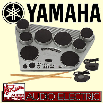 Yamaha DD-65 Percussion E-Drum Pad incl. Drum Sticks und 2 Fusstaster Retoure