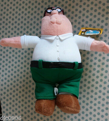 The Family Guy Peter Griffin Plush Doll-New with tags!Family Guy Plush Figure