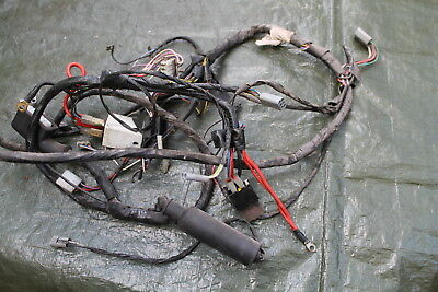Piaggio ZIP RST 50 C06 original Kabelbaum Wiring Hairness Cable Lead Electric