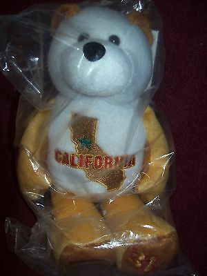 Limited Treasures CALIFORNIA State Coin Bear  NEW NWT  UNCIRCULATED 2005 Quarter