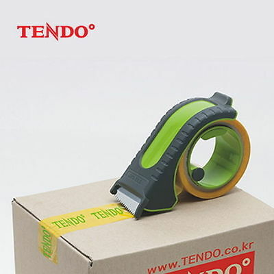 Tendo Portable Tape Gun Dispenser Packing Packaging Sealing Cutter Tool Pack noo