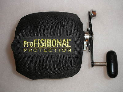 NEW 10. Overhead Reel Cover - Size 2 - Non Padded Fishing Rod