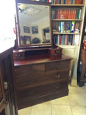 Edwardian Dressing Table Delivery Available