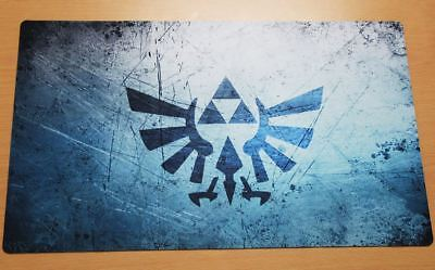 B284 FREE MAT BAG The Legend of Zelda Trading Card Games Playmat Large Mouse Pad