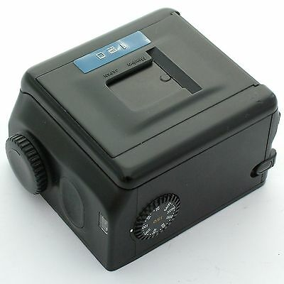 Mamiya 645 Pro 120 Back HA401, excellent + condition (also for Super, ProTL)