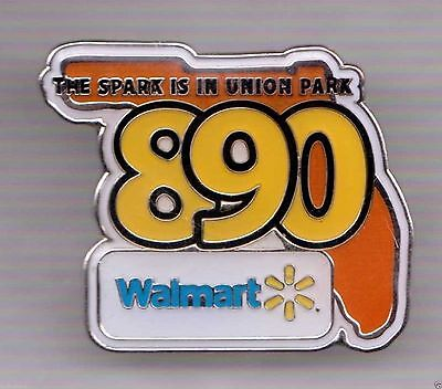 Wal Mart the spark is in union park 890 hogeye Florida pin