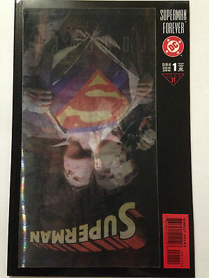 DC Comics 1998 SUPERMAN FOREVER. Book 1 **Free UK Postage**