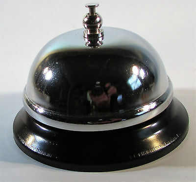 Tap For Service Call Bell Desk Kitchen Hotel Counter Reception Restaurant Bar