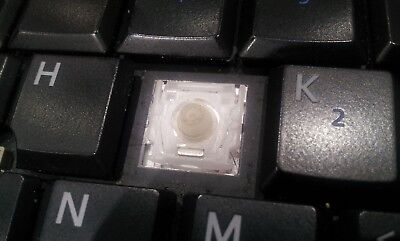 ANY REPLACEMENT KEY FOR 613386-031 613386-131 Keyboard for HP Laptop 6540b