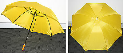 "30"" Golf Umbrella Yellow single - PMA208"