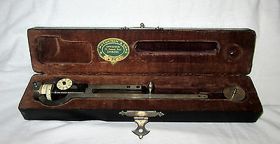 "VINTAGE  ""AMSLE Type 2""  POLAR PLANIMETER  by Hutchinson & Sons"